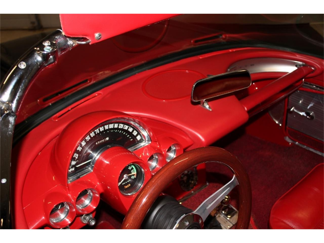 Large Picture of '61 Chevrolet Corvette located in North Carolina Offered by East Coast Classic Cars - KT5Z