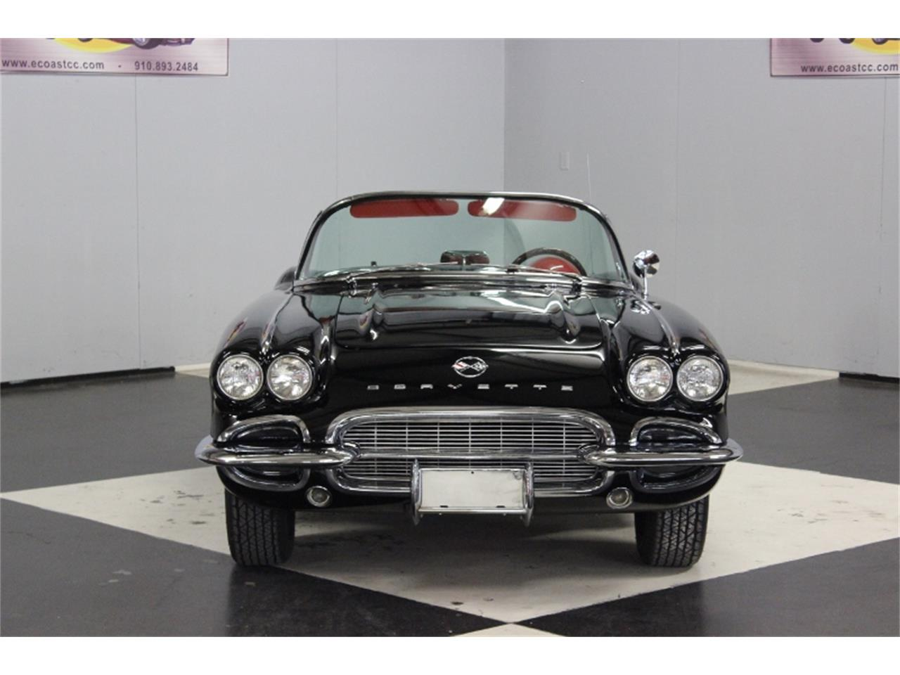 Large Picture of Classic 1961 Corvette located in Lillington North Carolina Offered by East Coast Classic Cars - KT5Z