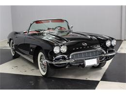 Picture of 1961 Corvette Offered by East Coast Classic Cars - KT5Z