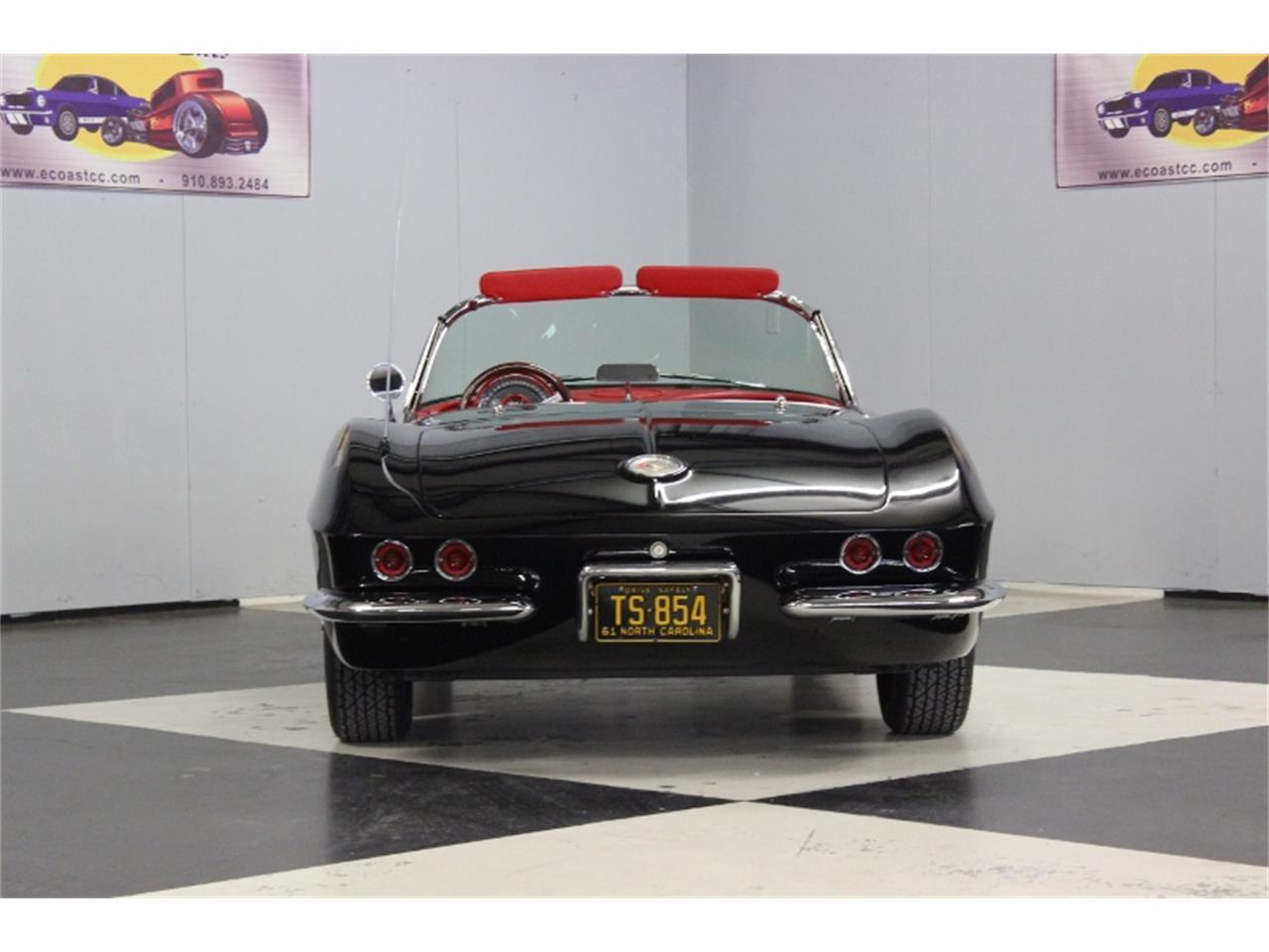 Large Picture of '61 Chevrolet Corvette - KT5Z