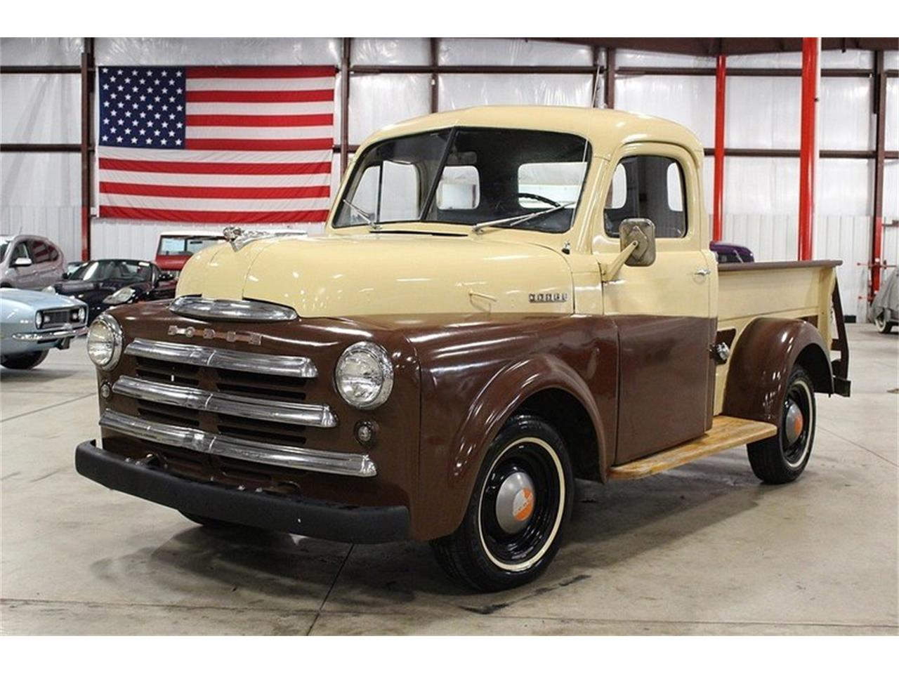 1949 Dodge Pickup For Sale Cc 979256 Truck Seat Large Picture Of 49 Kzlk
