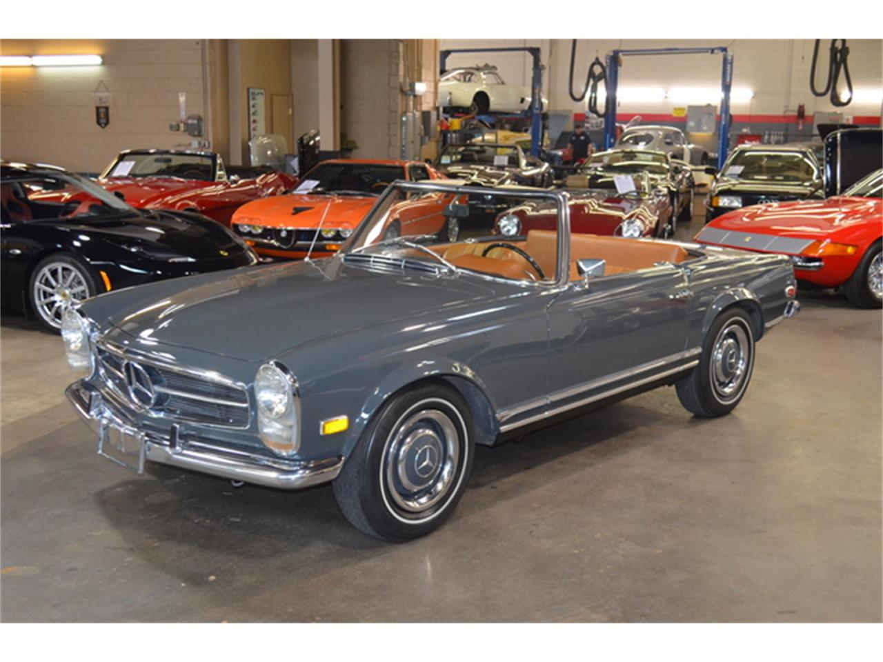 1967 Mercedes-Benz 250SL California Coupe for Sale ...