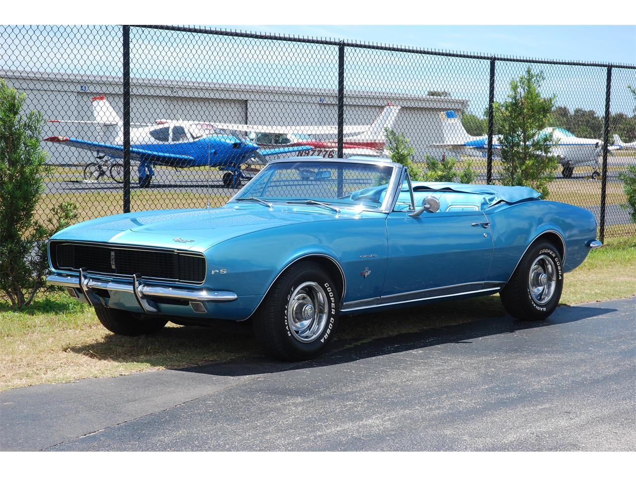 For Sale: 1967 Chevy Camaro RS Convertible in Clearwater, Florida