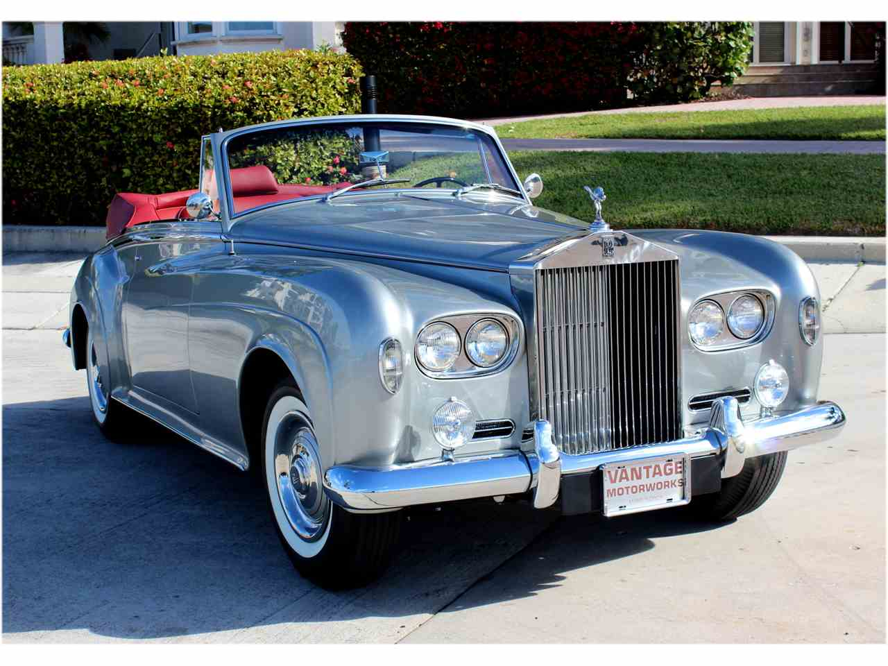 1963 rolls royce silver cloud iii for sale classiccars. Black Bedroom Furniture Sets. Home Design Ideas