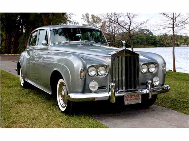 Picture of '65 Rolls-Royce Silver Cloud III located in Miami Florida Auction Vehicle - KZN1