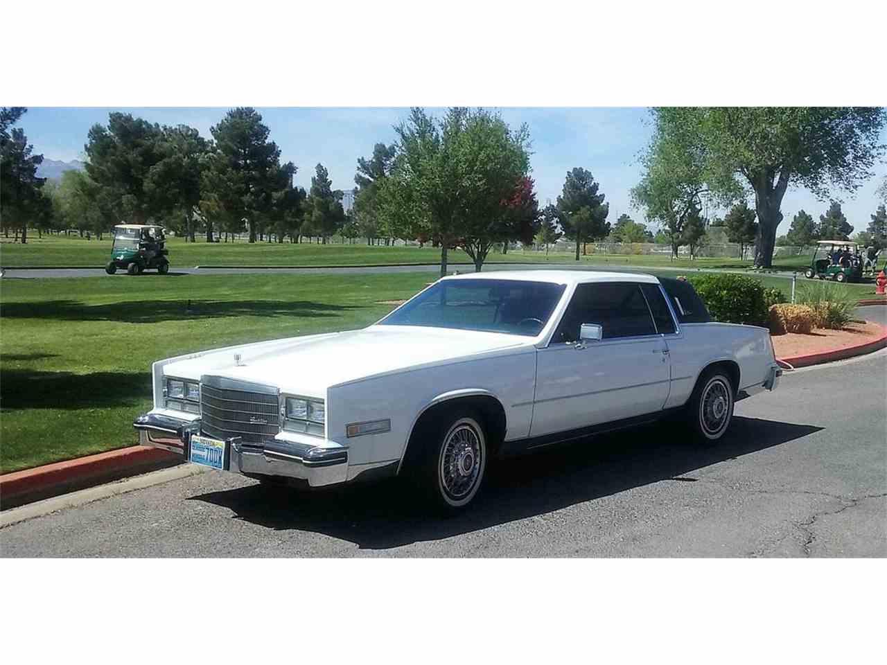 1985 Cadillac Eldorado for Sale | ClicCars.com | CC-979318