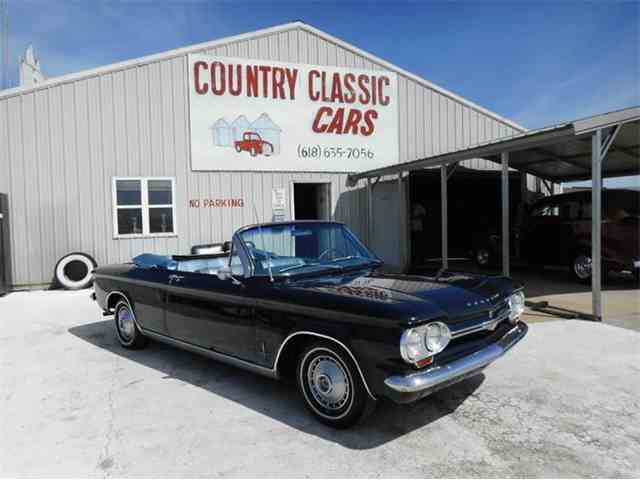 Picture of '64 Corvair - KZP4