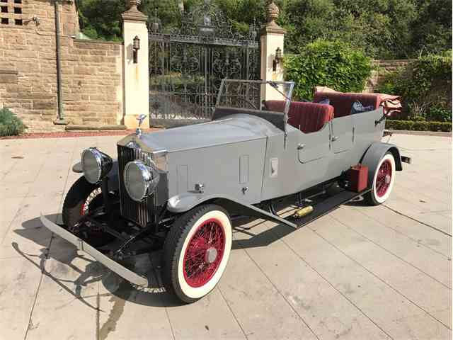 Picture of Classic 1933 Rolls Royce 20/25 Drop Top - $87,000.00 Offered by MP Classics World - KT6L