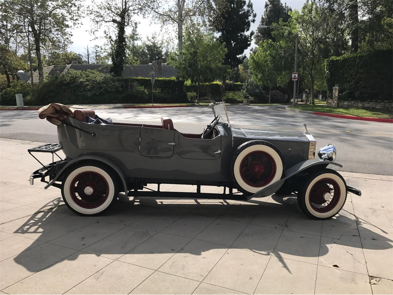 Large Picture of '33 20/25 Drop Top - KT6L