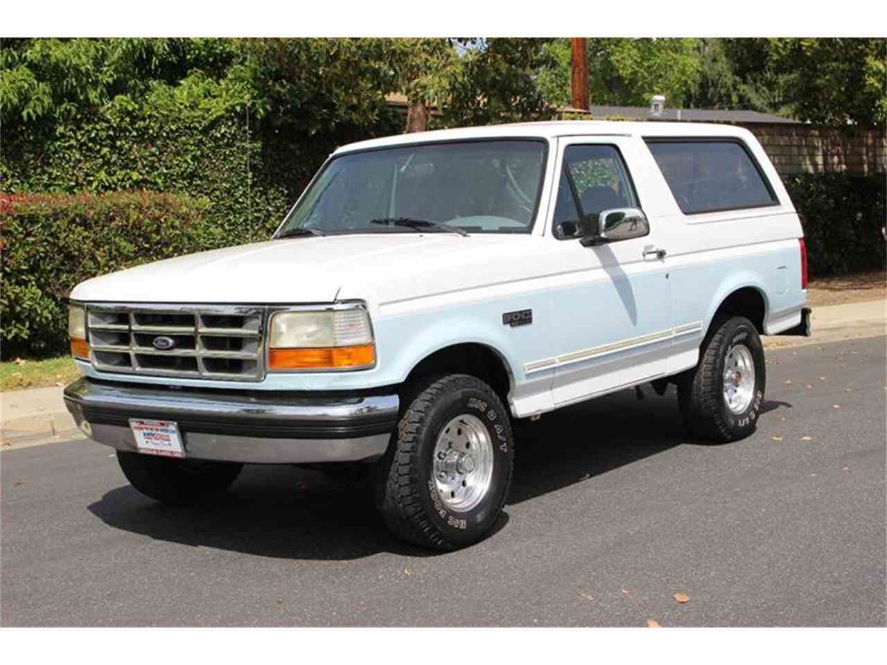 Large Picture of '94 Bronco - KZQO
