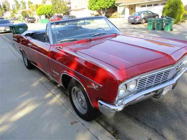 1966 chevrolet impala ss for sale on. Black Bedroom Furniture Sets. Home Design Ideas