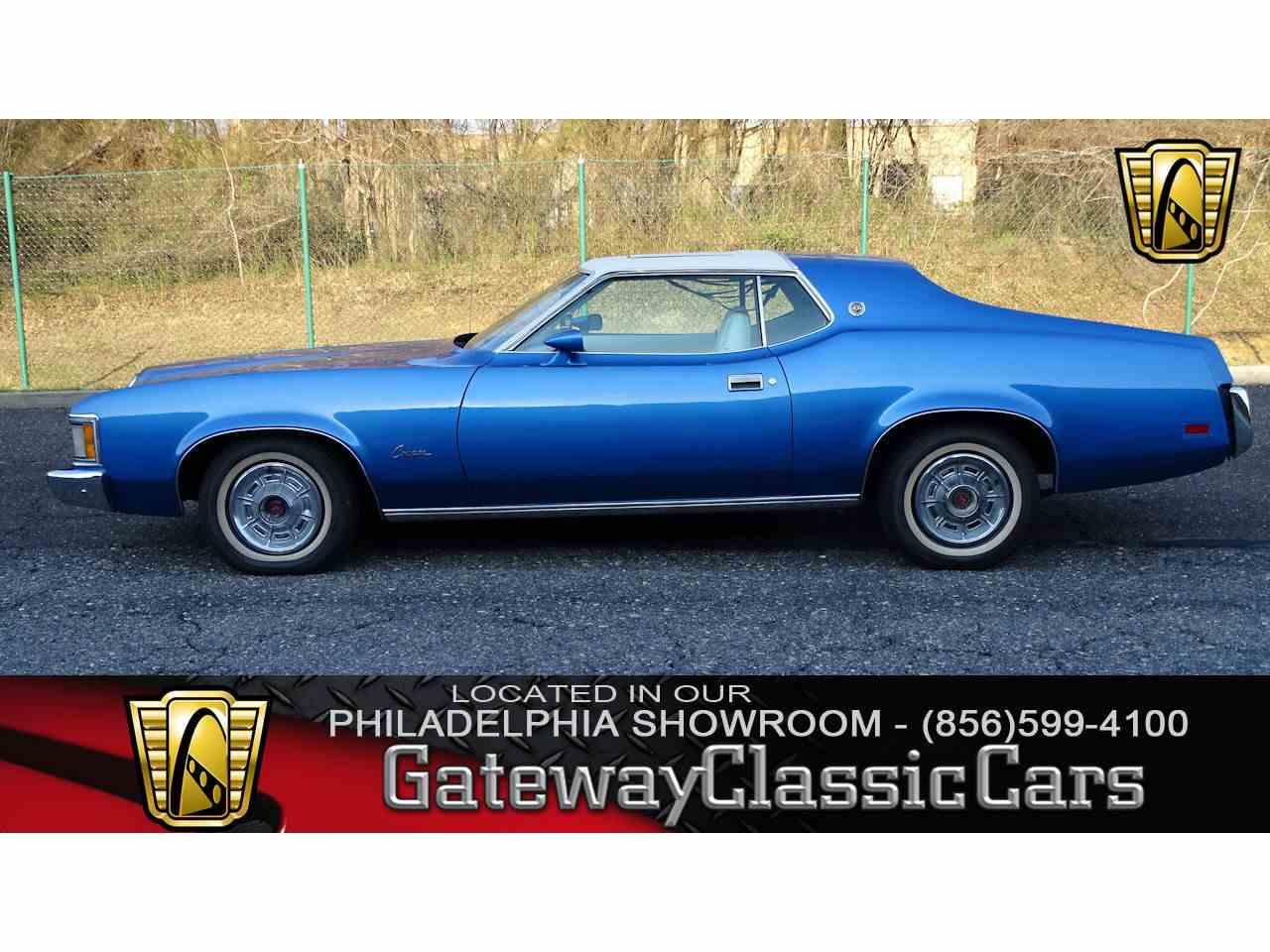 1973 Mercury Cougar for Sale | ClassicCars.com | CC-970949