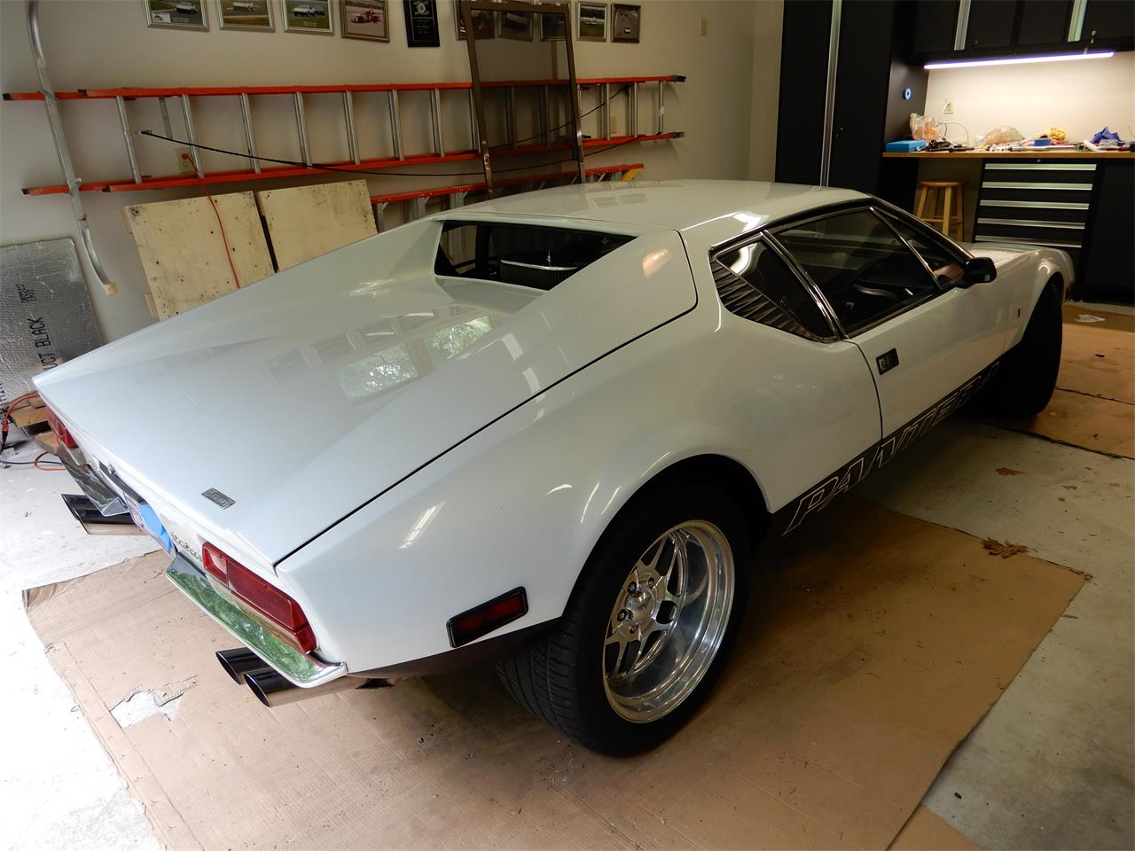 Large Picture of '71 Pantera - KZS4