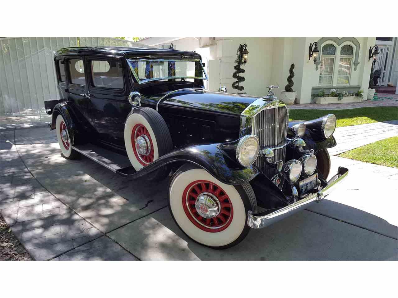 1932 Pierce-Arrow 54 for Sale | ClassicCars.com | CC-979505