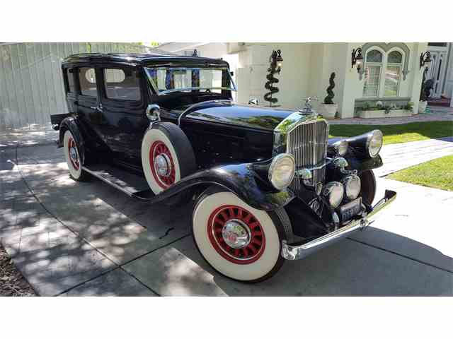 Picture of Classic '32 Pierce-Arrow 54 Offered by a Private Seller - KZSH