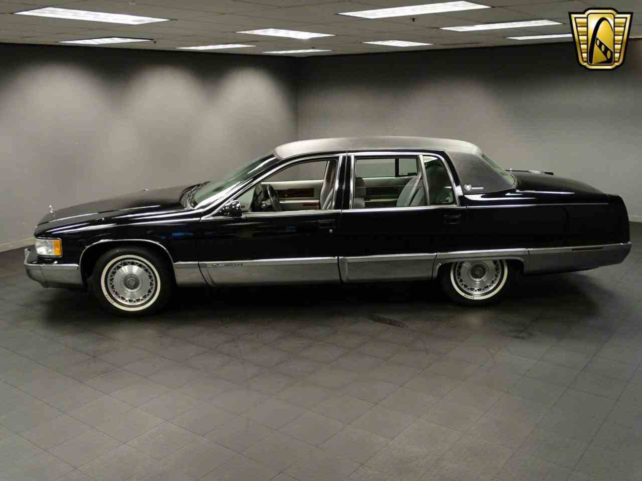 1996 Cadillac Fleetwood for Sale | ClicCars.com | CC-979531