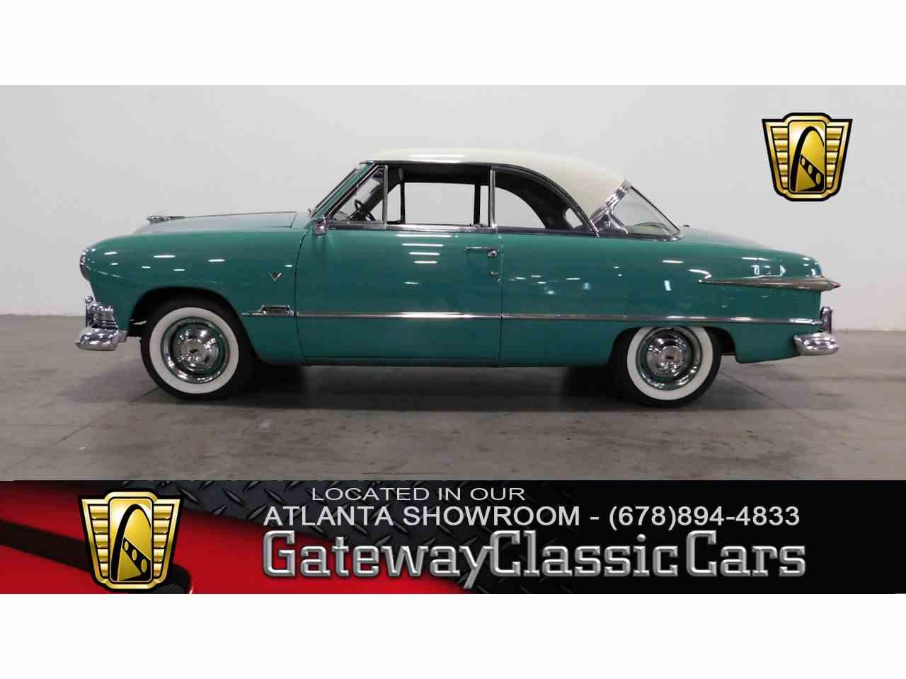 1951 Ford Victoria for Sale | ClassicCars.com | CC-979541