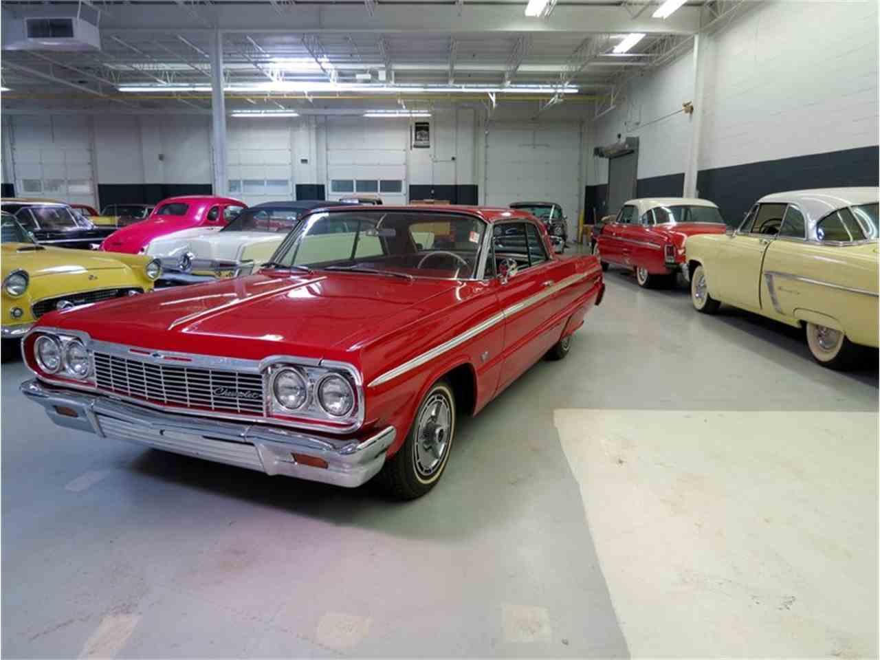1964 chevrolet impala ss for sale cc 979545. Black Bedroom Furniture Sets. Home Design Ideas