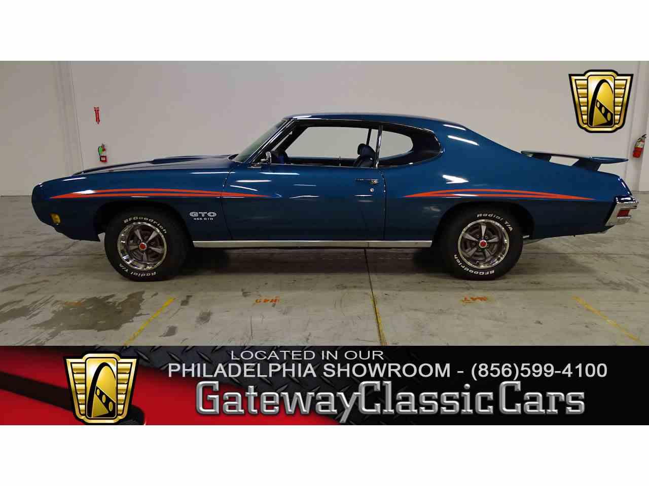 1970 Pontiac GTO for Sale | ClassicCars.com | CC-970960