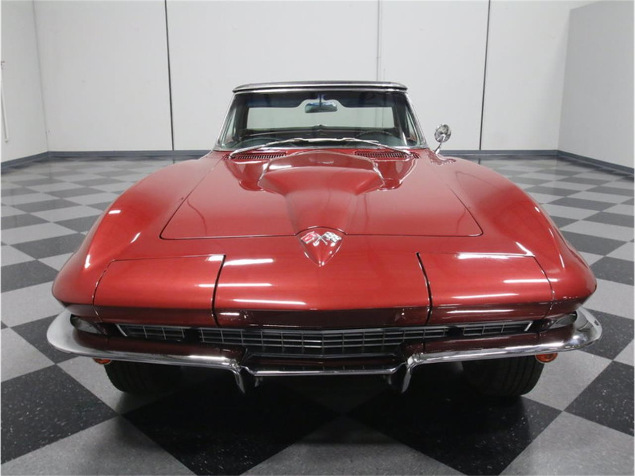Large Picture of Classic '66 Chevrolet Corvette Offered by Streetside Classics - Atlanta - KZV7