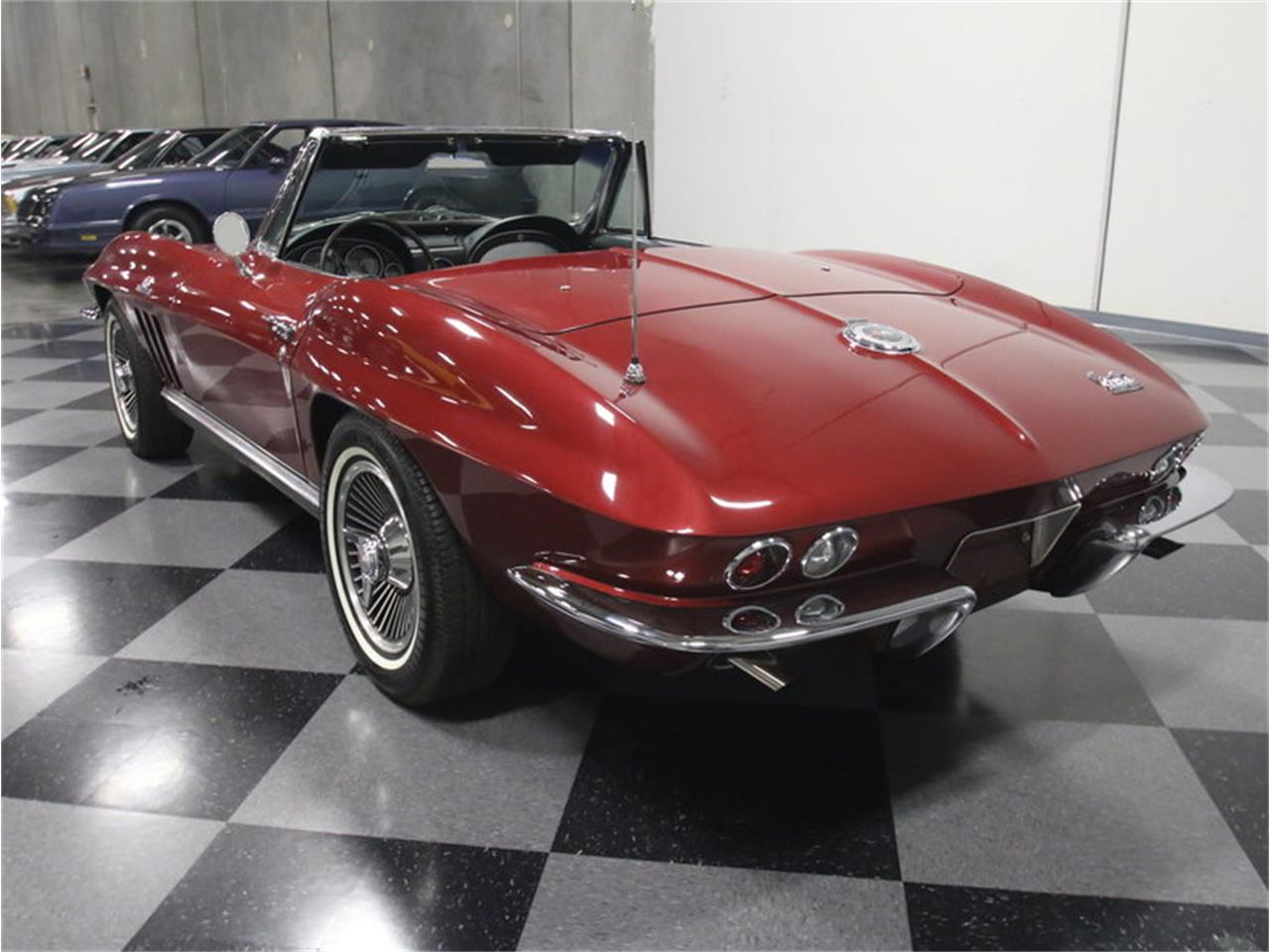 Large Picture of '66 Corvette Offered by Streetside Classics - Atlanta - KZV7