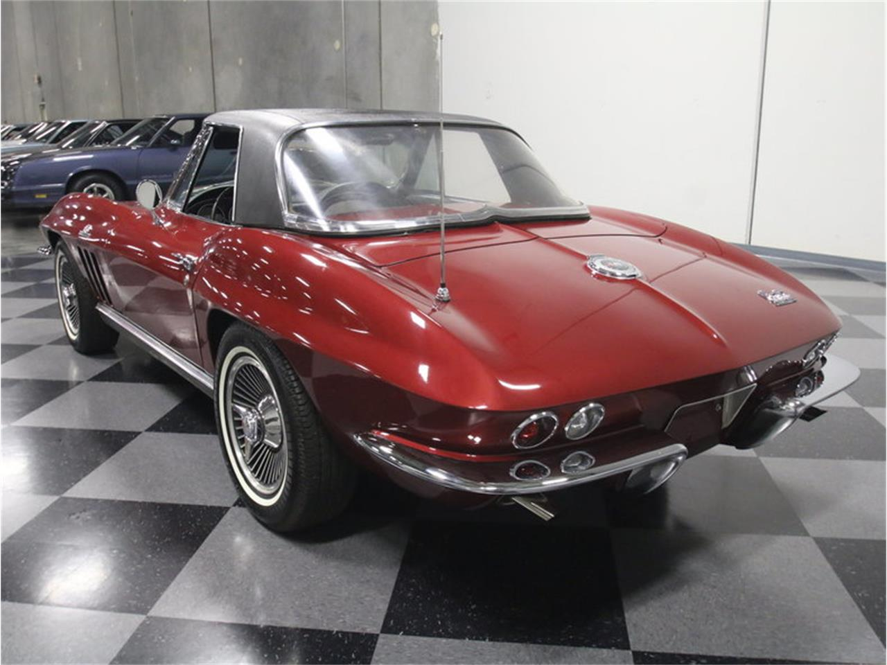 Large Picture of Classic '66 Corvette located in Georgia - $69,995.00 Offered by Streetside Classics - Atlanta - KZV7