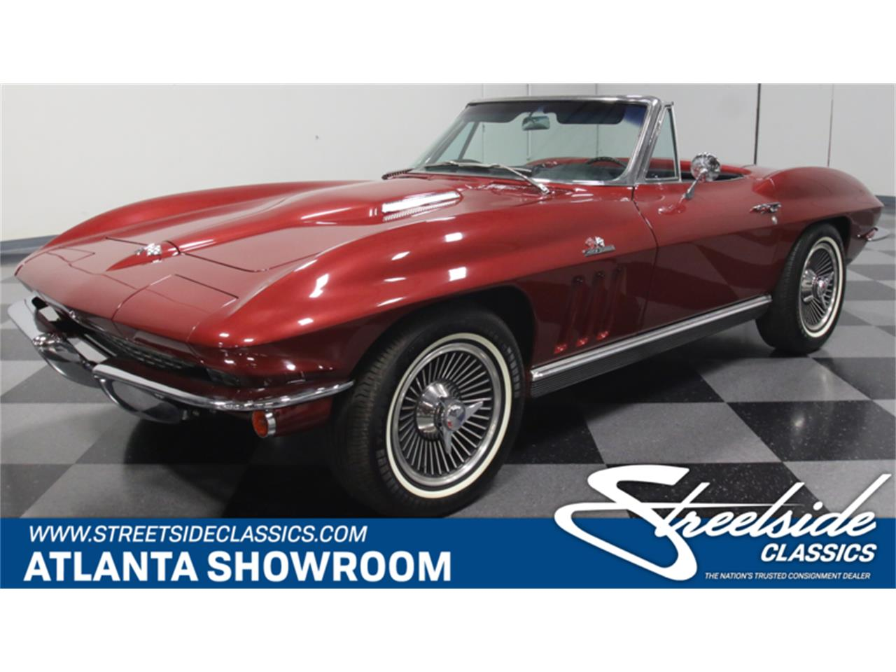 Large Picture of '66 Corvette - $69,995.00 - KZV7