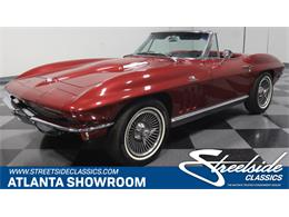 Picture of 1966 Chevrolet Corvette located in Lithia Springs Georgia Offered by Streetside Classics - Atlanta - KZV7