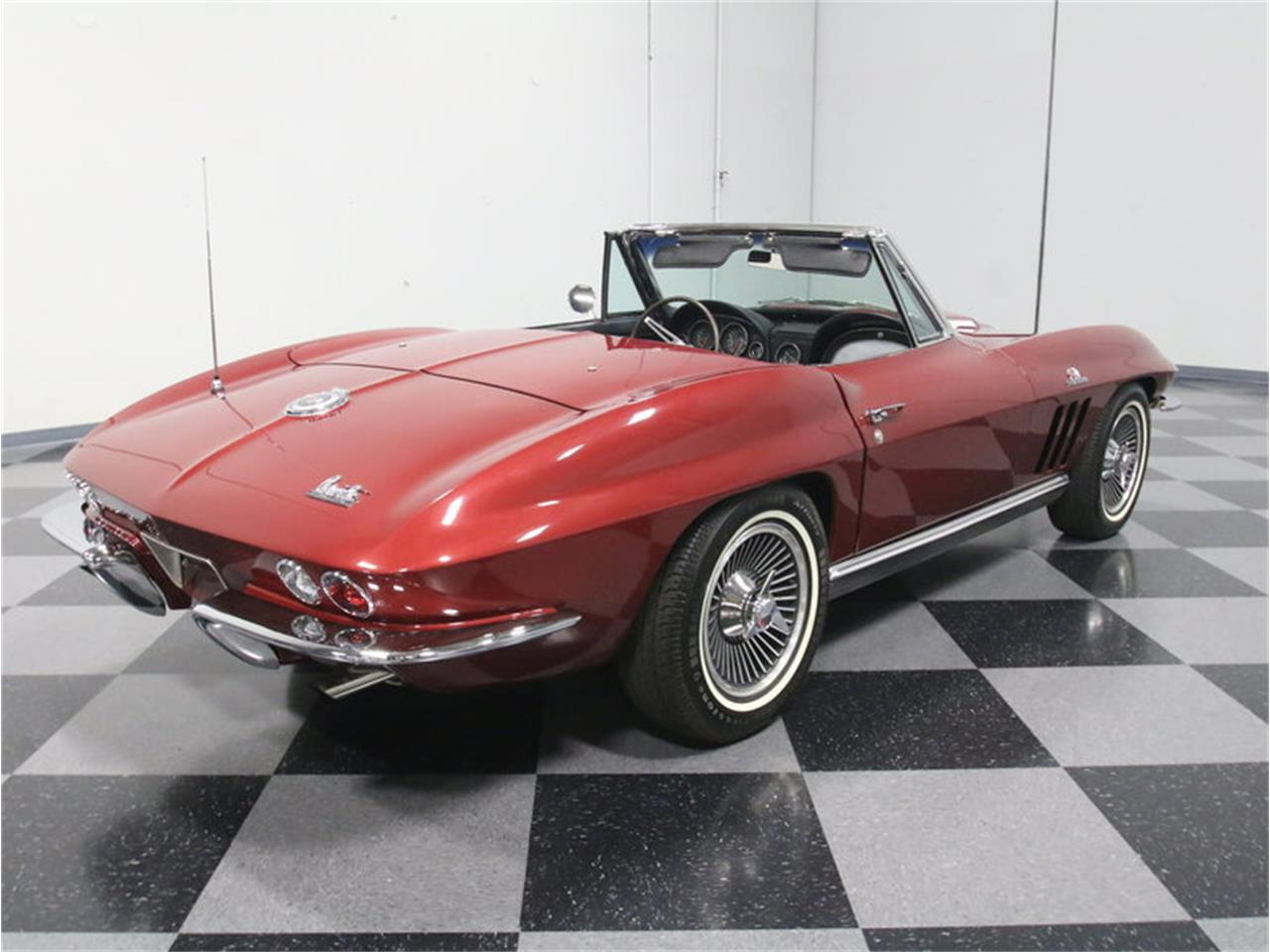 Large Picture of Classic '66 Chevrolet Corvette located in Lithia Springs Georgia - $69,995.00 Offered by Streetside Classics - Atlanta - KZV7