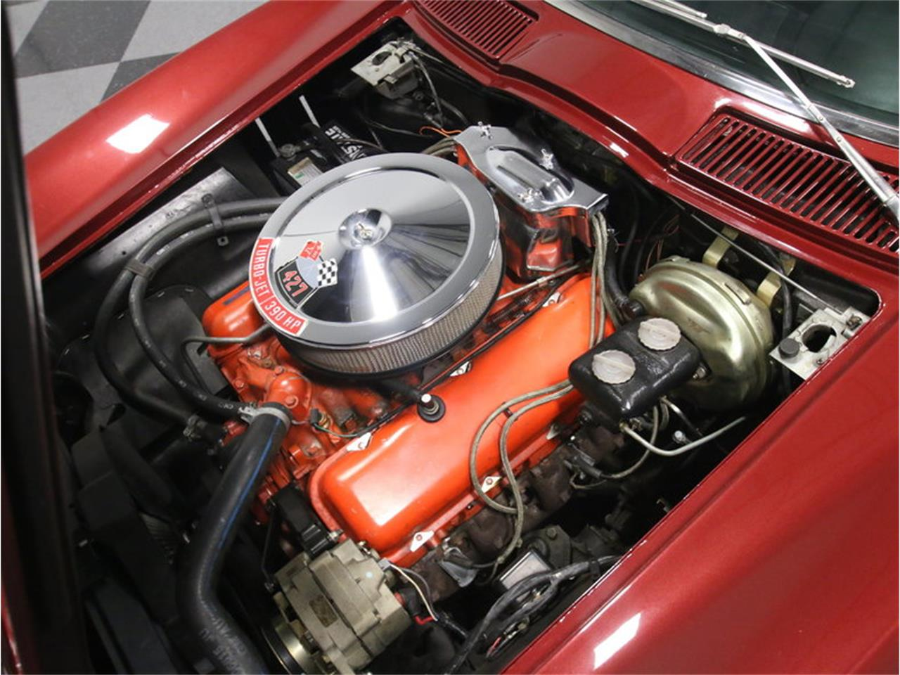 Large Picture of '66 Corvette - KZV7