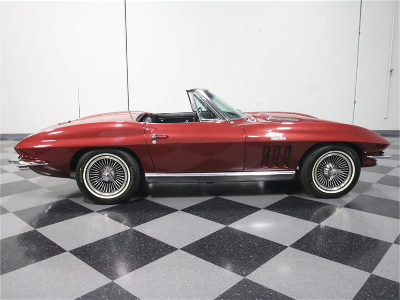 Large Picture of Classic '66 Chevrolet Corvette located in Georgia Offered by Streetside Classics - Atlanta - KZV7