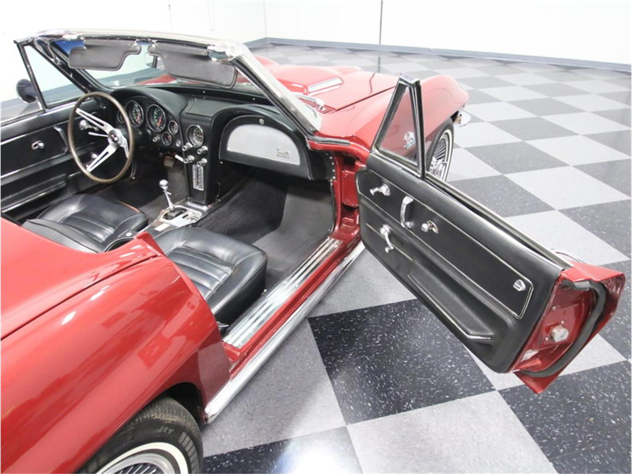 Large Picture of Classic 1966 Corvette Offered by Streetside Classics - Atlanta - KZV7