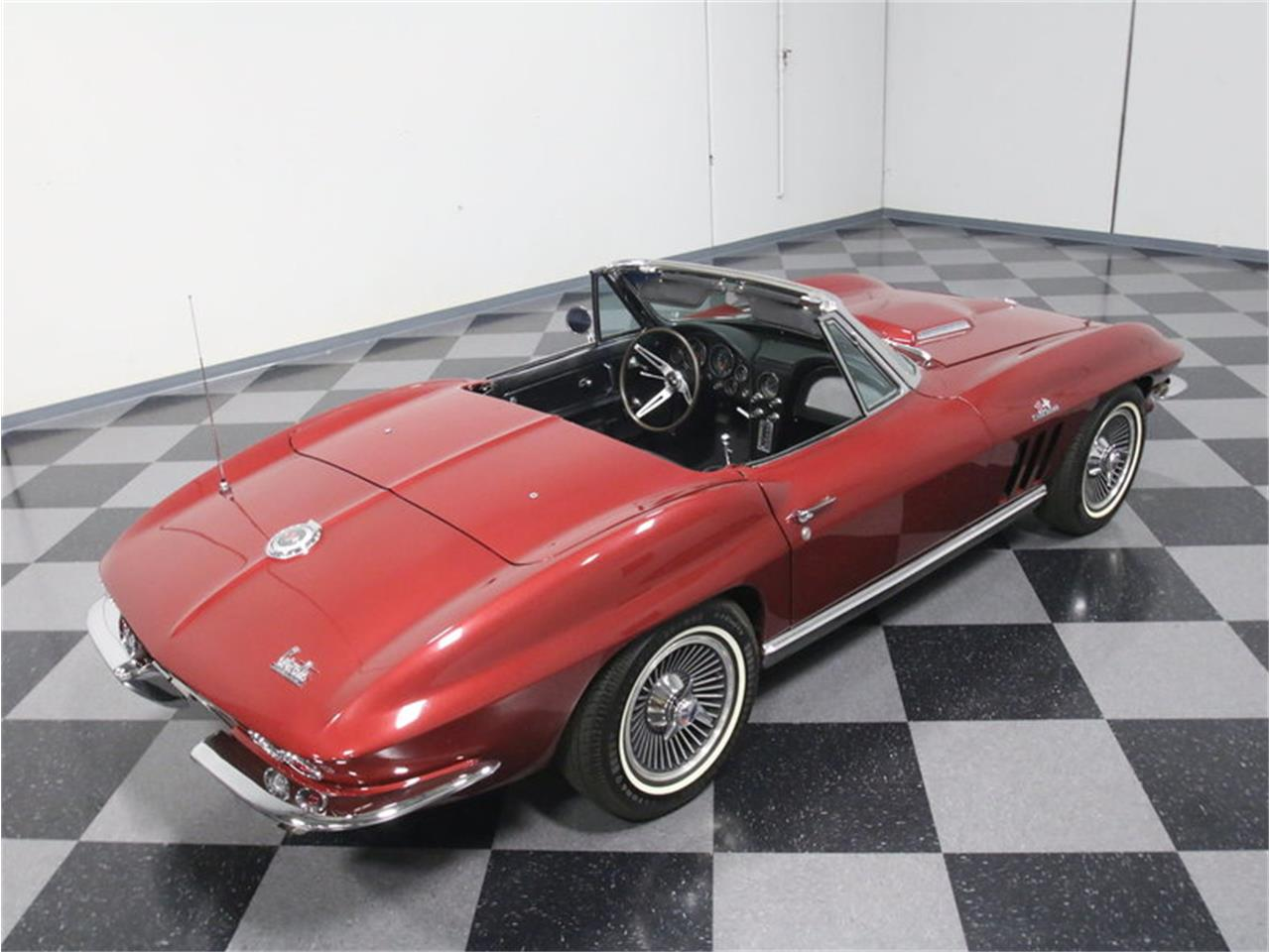 Large Picture of Classic '66 Chevrolet Corvette - $69,995.00 Offered by Streetside Classics - Atlanta - KZV7