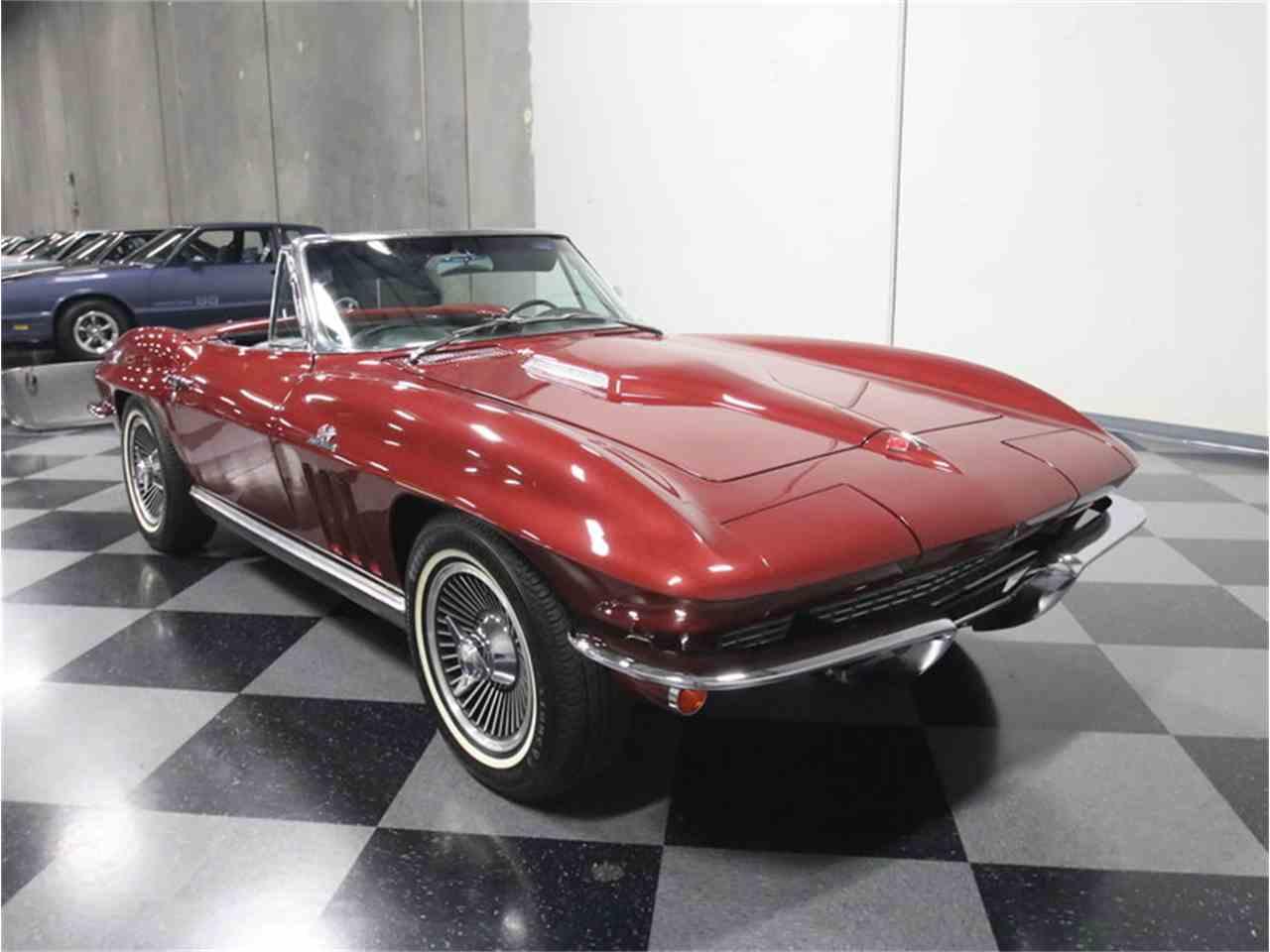 Large Picture of '66 Corvette - KZV7