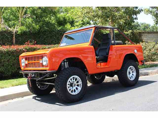 Picture of '76 Bronco - KZVJ