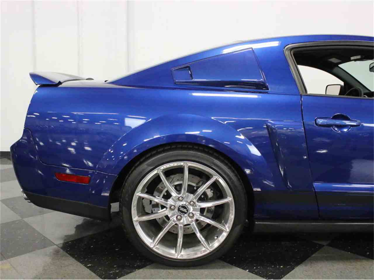 Ford Mustang Shelby Gt500 Super Snake Blue. Interesting Ford Mustang ...