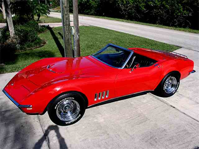 Picture of '68 Corvette - KZX0