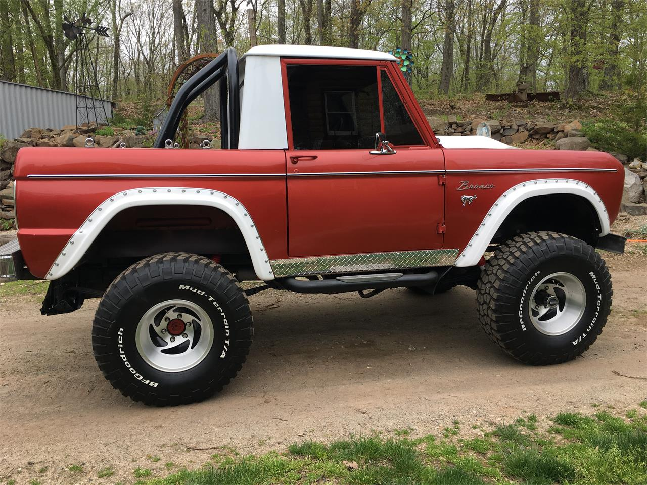 Large Picture of '67 Bronco - KZX5