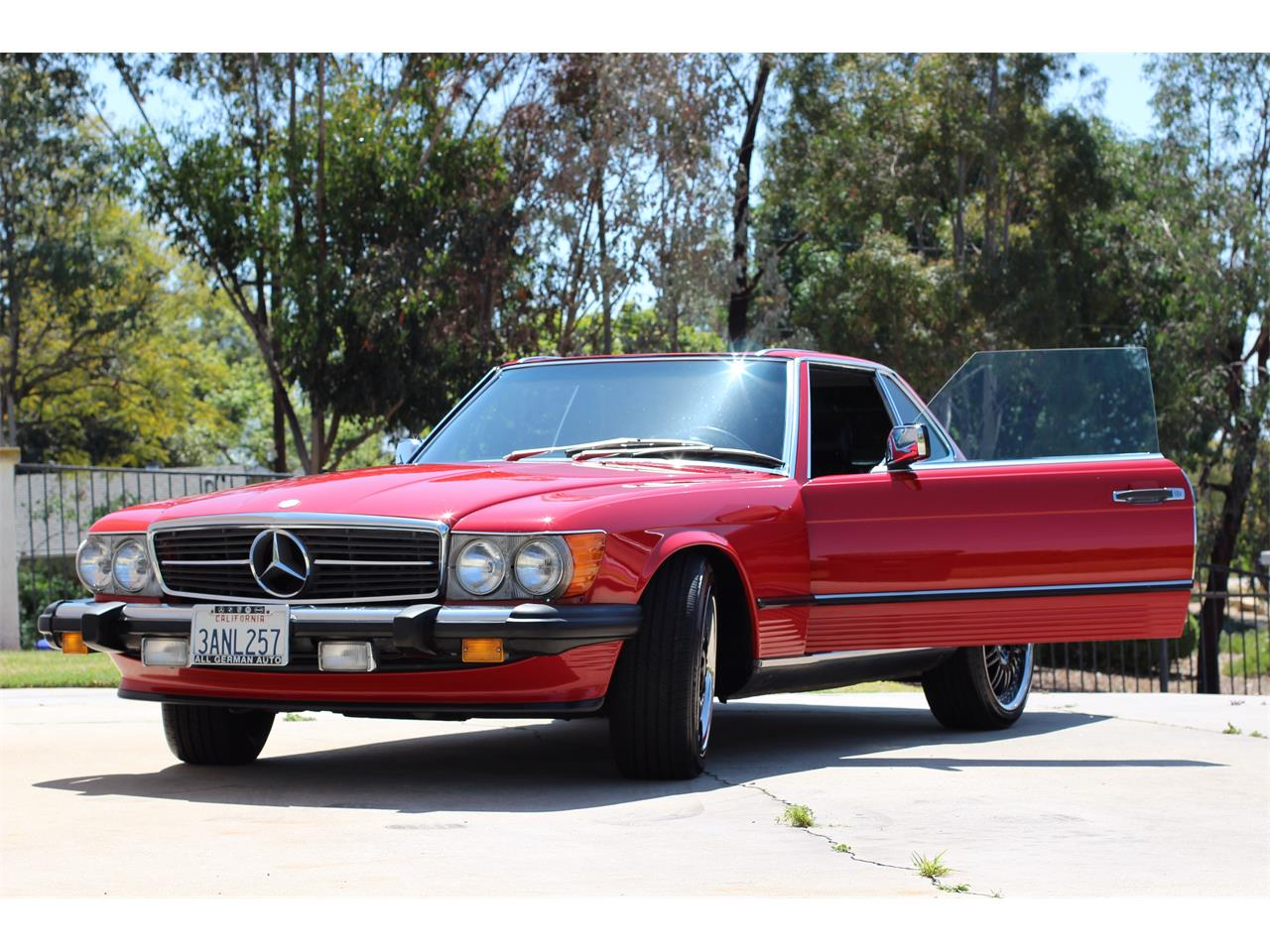 Large Picture of '88 560SL - KZXO