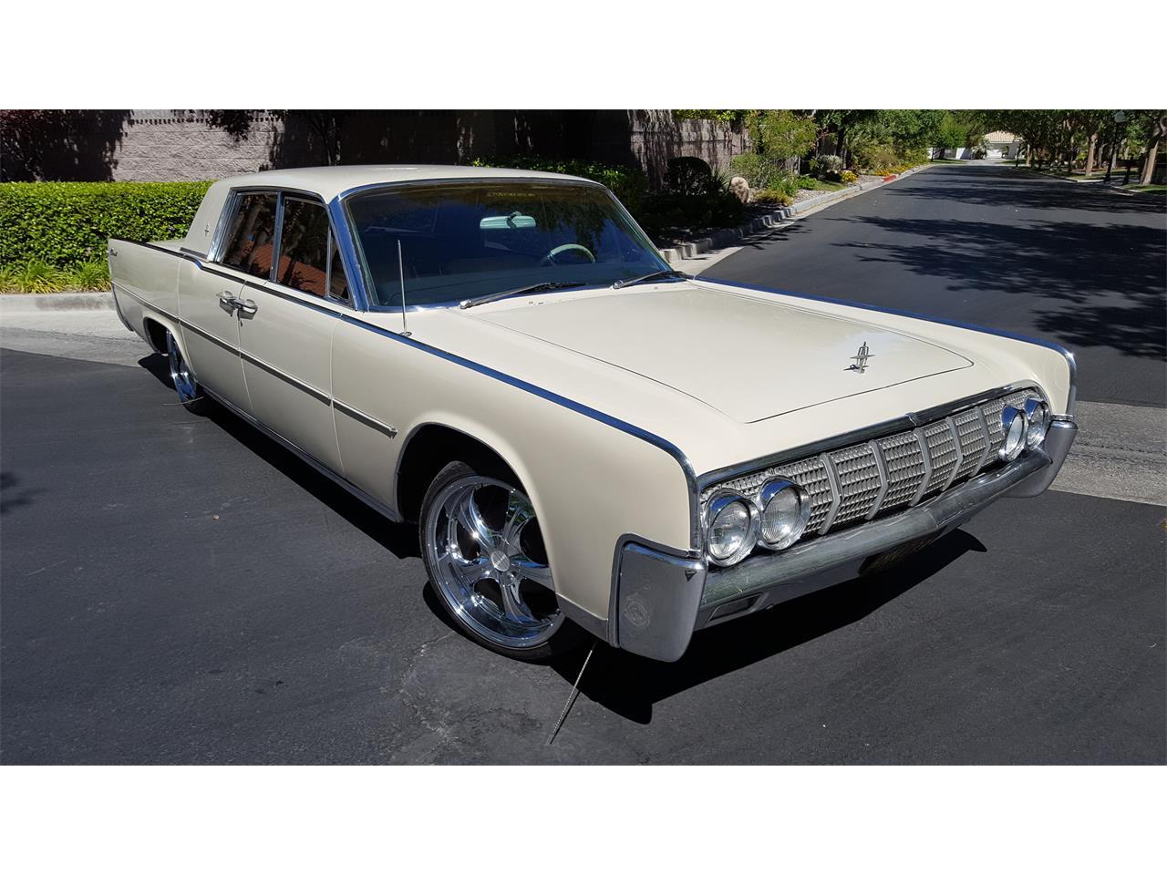 Nevada Auto Sound >> 1964 Lincoln Continental for Sale | ClassicCars.com | CC-979693