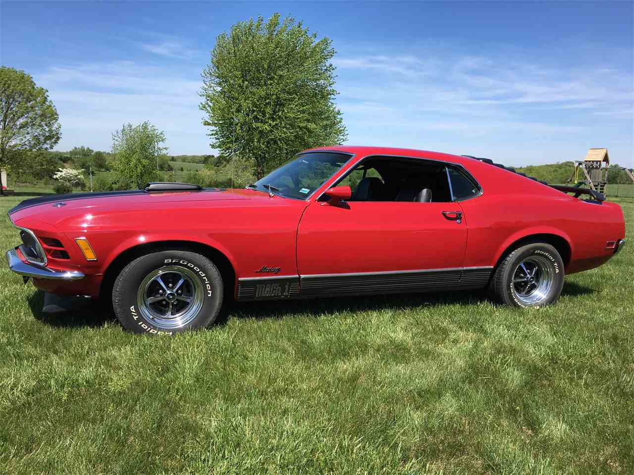 1970 Ford Mustang Mach 1 for Sale | ClassicCars.com | CC-979697
