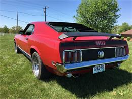 Picture of '70 Mustang Mach 1 located in Jefferson City  Missouri - $52,500.00 - KZXT