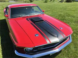 Picture of Classic '70 Mustang Mach 1 - KZXT