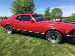 Picture of Classic 1970 Mustang Mach 1 - $52,500.00 - KZXT