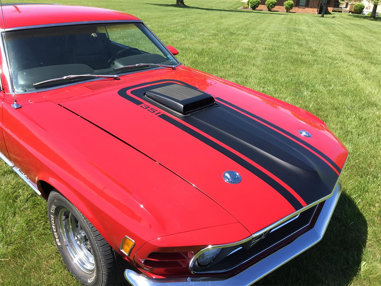 Large Picture of Classic '70 Ford Mustang Mach 1 - $52,500.00 - KZXT