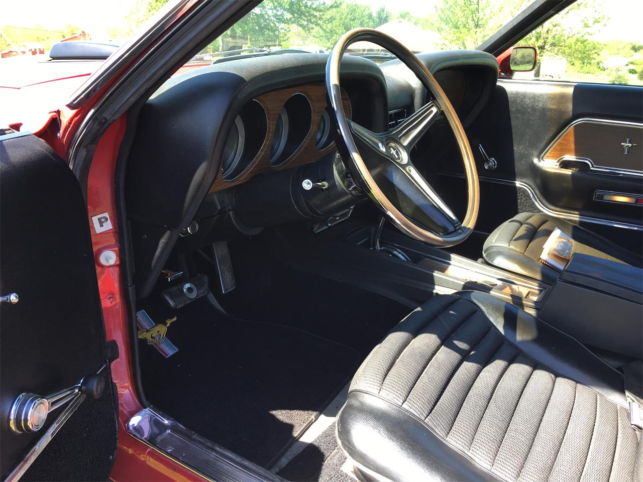 Large Picture of Classic '70 Ford Mustang Mach 1 located in Missouri Offered by Payne Motor Co. - KZXT