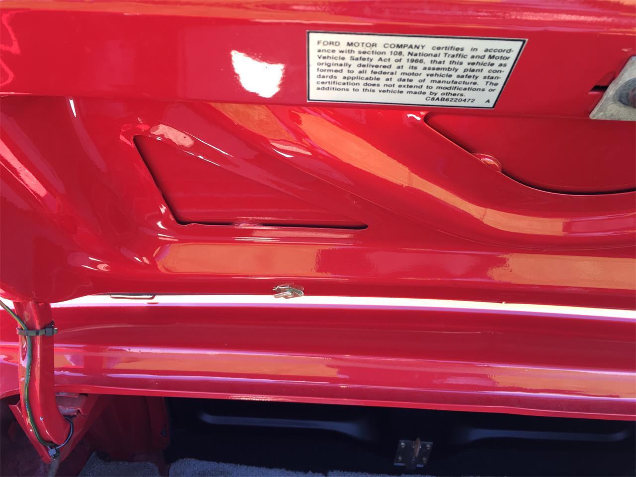 Large Picture of Classic '70 Mustang Mach 1 Offered by Payne Motor Co. - KZXT