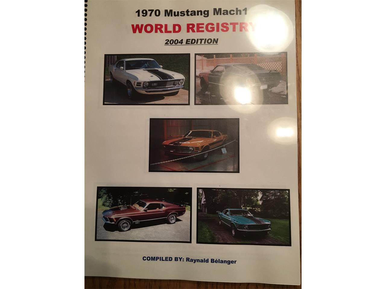Large Picture of 1970 Ford Mustang Mach 1 located in Jefferson City  Missouri Offered by Payne Motor Co. - KZXT