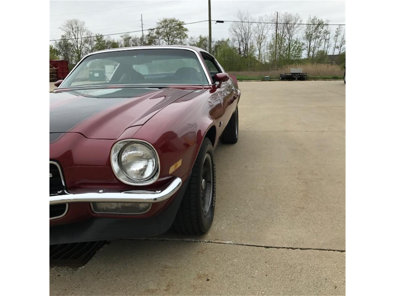 Large Picture of Classic '73 Camaro Z28 - KZZ6