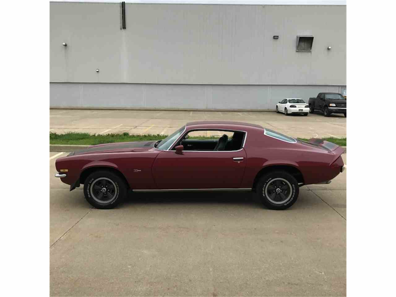 Large Picture of '73 Camaro Z28 - KZZ6
